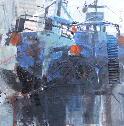 Pete Monaghan, Working Boats - The Column