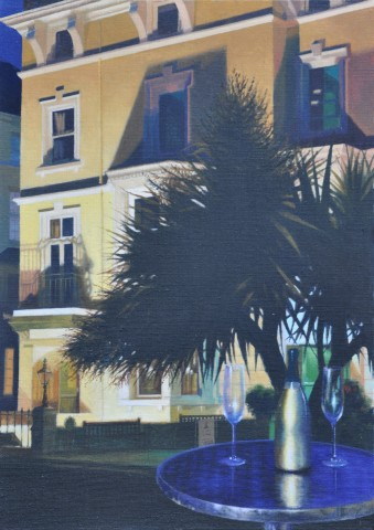 Mike Briscoe, Night at the Hotel II