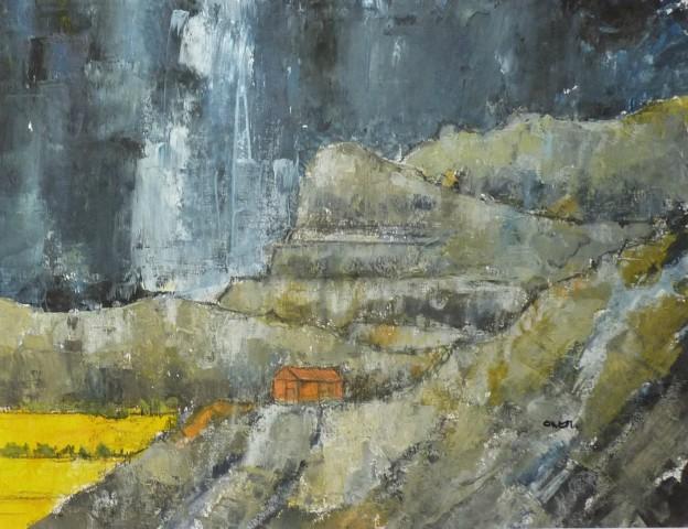 Lyndon Thomas, Slate Quarry