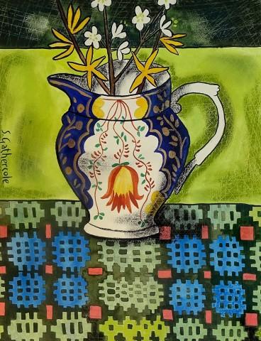 Susan Gathercole, Welsh Gaudy Jug