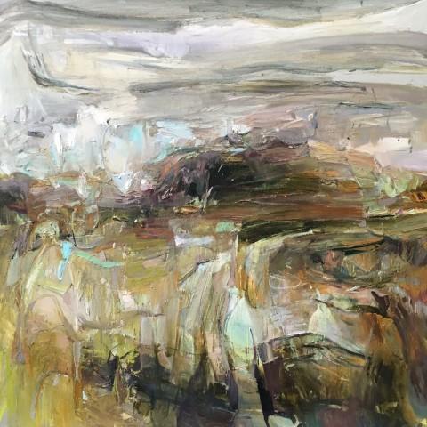 Beth Fletcher, Glitter of Stream and Sky