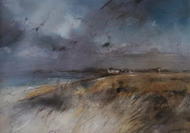 William Selwyn, Autumn, Foryd Bay