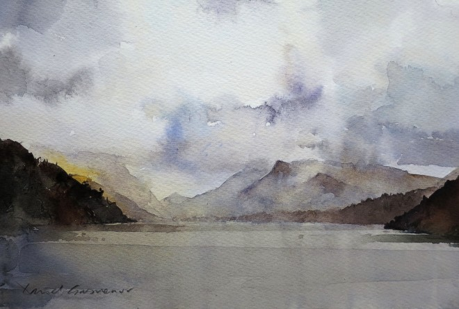 David Grosvenor, Llyn Padarn III