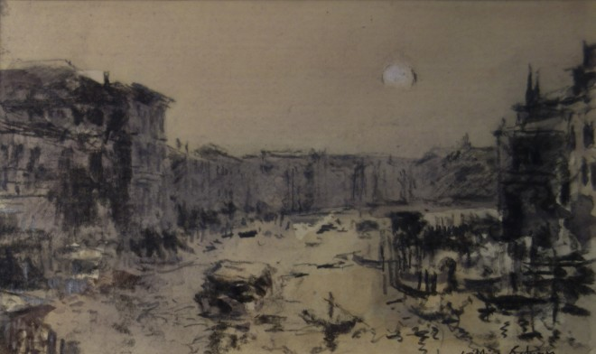 William Selwyn, View from the Rialto