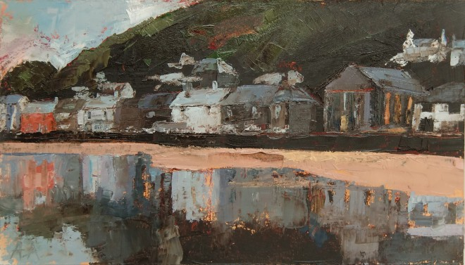 Anne Aspinall, Borth y Gest, Red House
