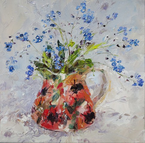 David Grosvenor, Forget-me-nots