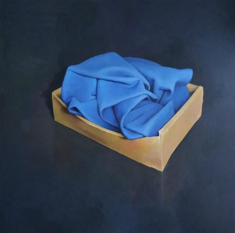 James Guy Eccleston, Blue Felt