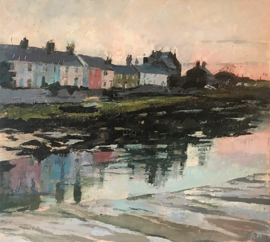 Anne Aspinall, Aberffraw, Last Light
