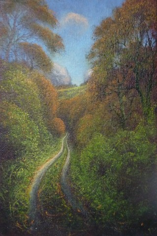 Gerald Dewsbury, Road to Ty Mawr