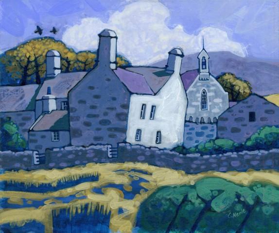 Chris Neale, Llanddwywe