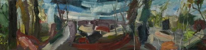 Elaine Preece Stanley, Winter Woods