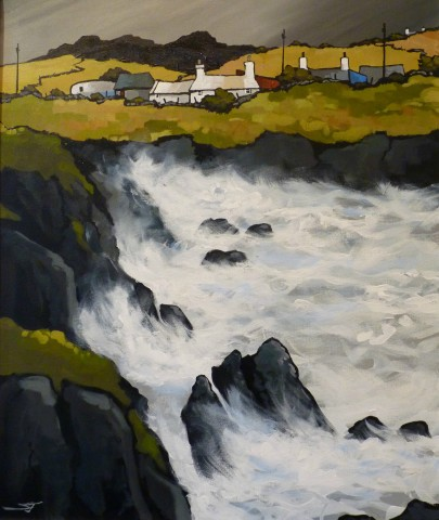 Stephen John Owen, Wind from the North