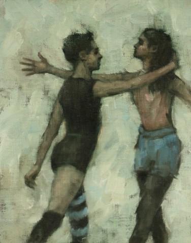 Carl Chapple, Romeo & Juliet (Ballet Cymru Rehearsal 183)