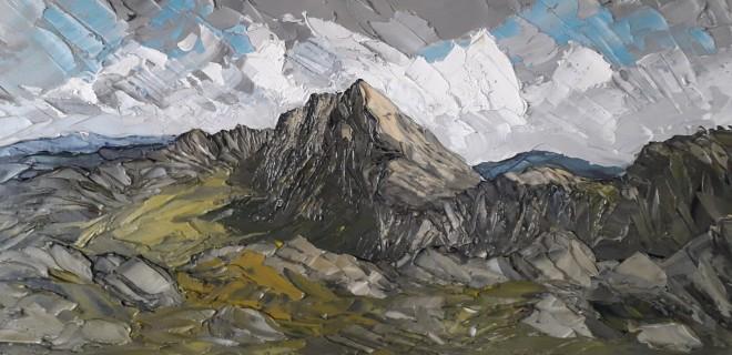 Martin Llewellyn, Light over Y Lliwedd