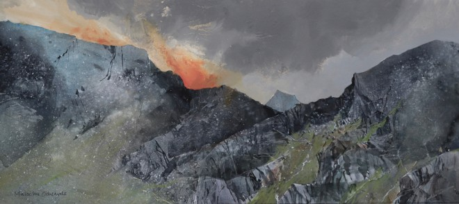 Malcolm Edwards, Snowdonia Skyline