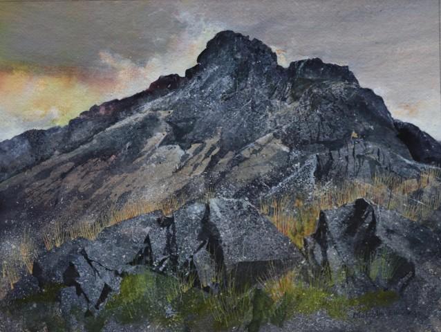 Malcolm Edwards, Bristly Ridge
