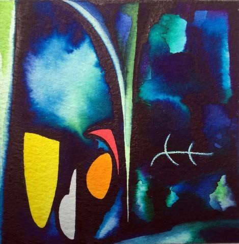 Martyn Jones, Night Garden - Scintilla IV