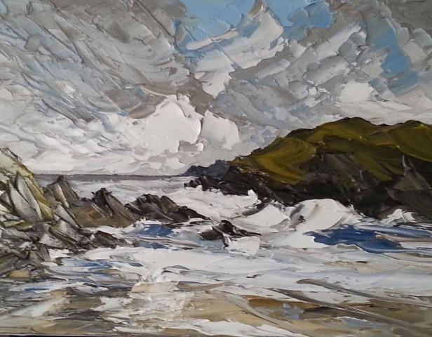 Martin Llewellyn, Crashing Waves