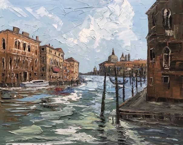 Martin Llewellyn, Grand Canal