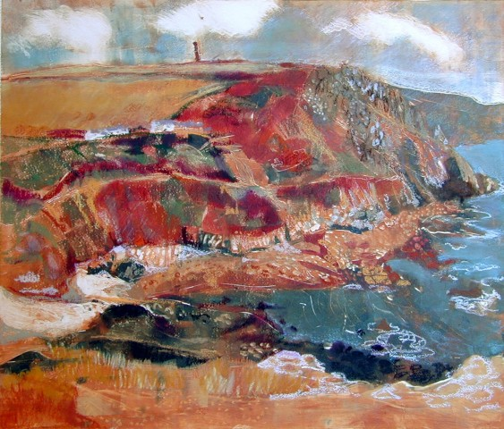 Anne Aspinall, Priest's Cove, Cape Cornwall