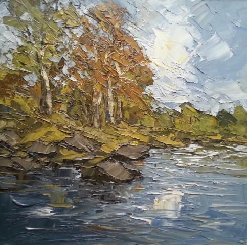 Martin Llewellyn, Autumn, Aberglaslyn