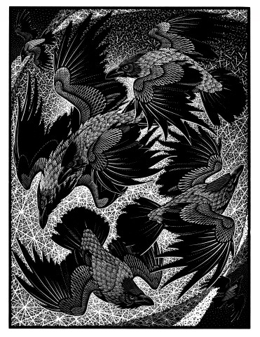 Colin See-Paynton, Murder of Crows