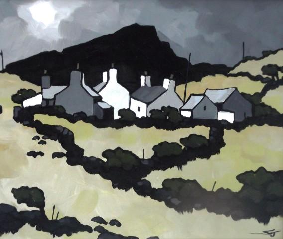 Stephen John Owen, Farmsteads, Bryncir