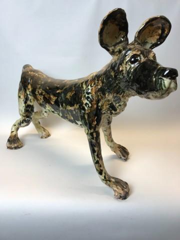 Willie Carter, African Wild Dog