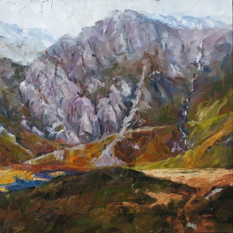David Grosvenor, Cwm Idwal III