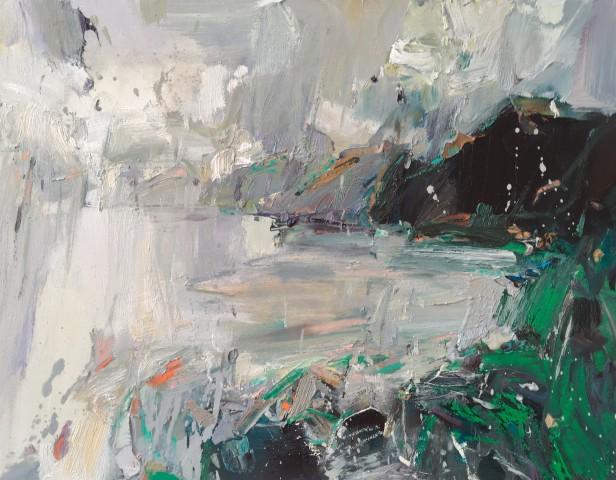 Beth Fletcher, White Washed Bay