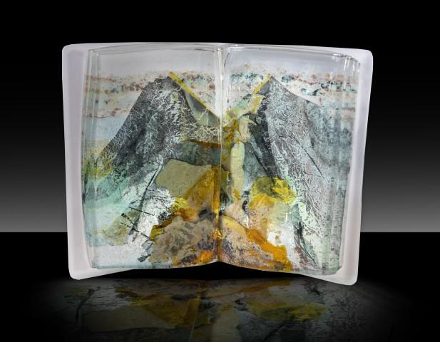 Kate Pasvol, Snowdonia Y Lliwedd Book