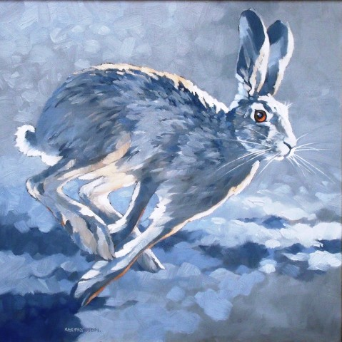 Colin See-Paynton, Sunlit Hare