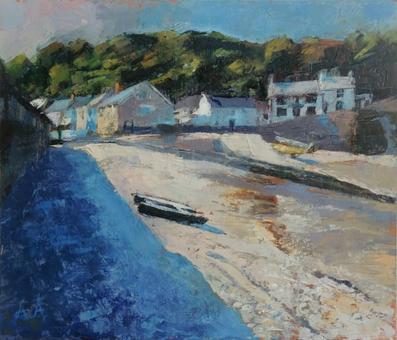 Anne Aspinall, Little Haven