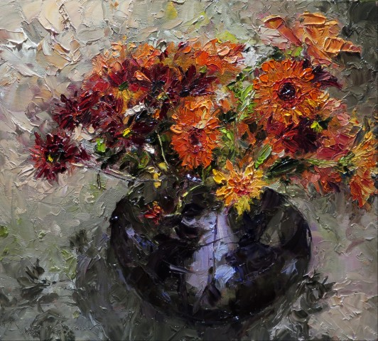 David Grosvenor, Orange Bouquet
