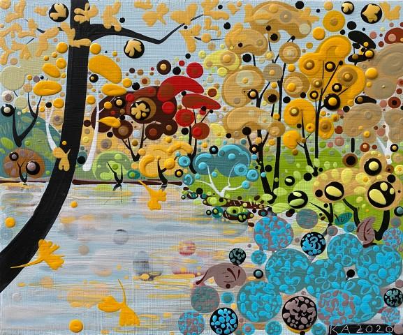 Katie Allen, Autumn, Bodnant II