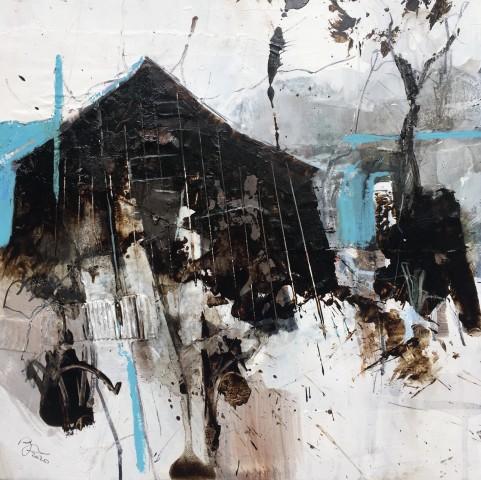 Pete Monaghan, The Hut (Die Hutte)