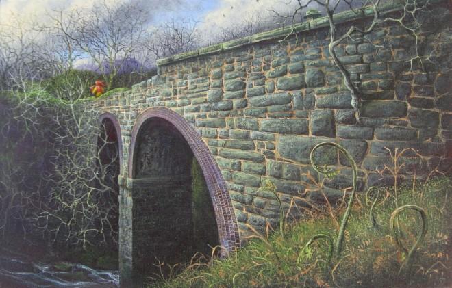 Gerald Dewsbury, Crossing that Bridge