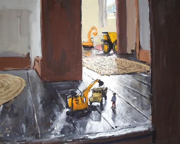 Matthew Wood, Diggers