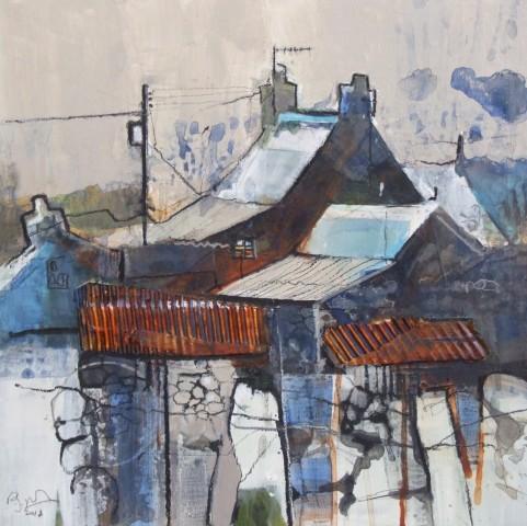 Pete Monaghan, Llanymawddwy