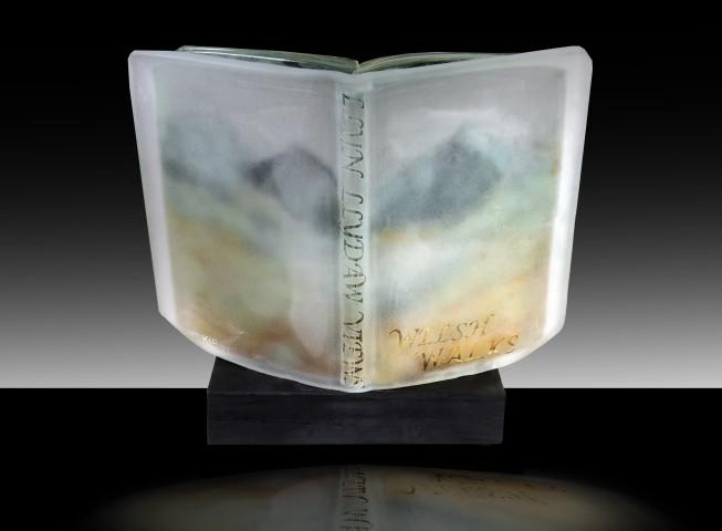 Kate Pasvol, Llyn Llydaw Book