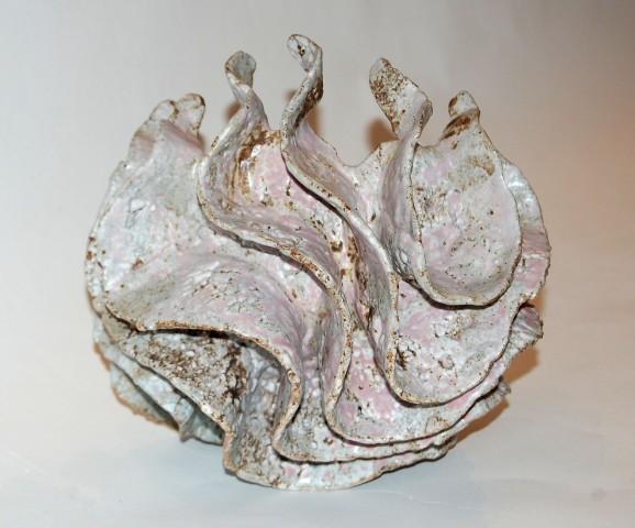 Beverly Bell-Hughes, Tidal Pot - Pink