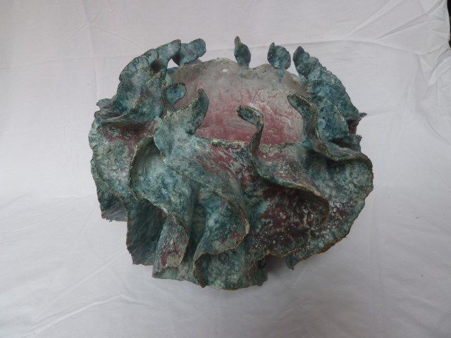 Beverly Bell-Hughes, Green Tidal Pot