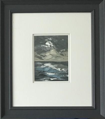 Martin Llewellyn, Rough Waves, Welsh Coast