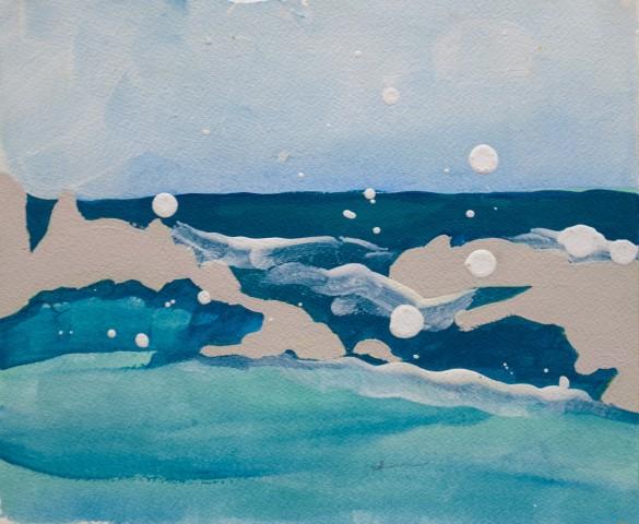 Tulum shore