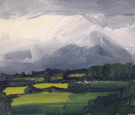 Robert Newton, Rain in the Hills
