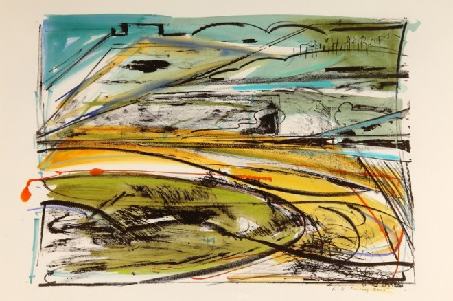 Lucy Farley, The Golden Valleys, Gloucestershire