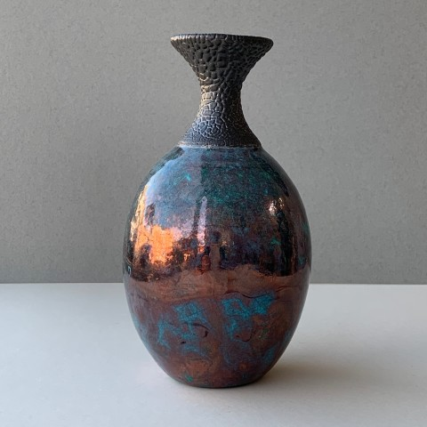 Keith Menear, Raku Bottle