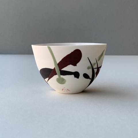 Ali Tomlin, Small Cup / Bowl - Berry Splash