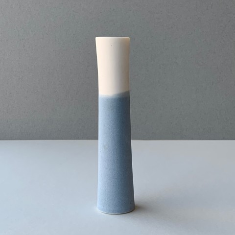 Ali Tomlin, Single Stem - Pale Blue