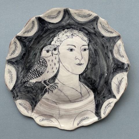 Georgina Warne, Minerva